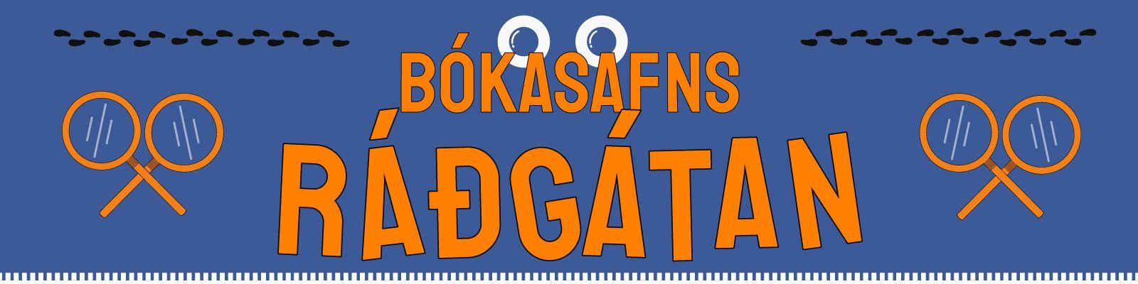 Bókasafnsráðgátan