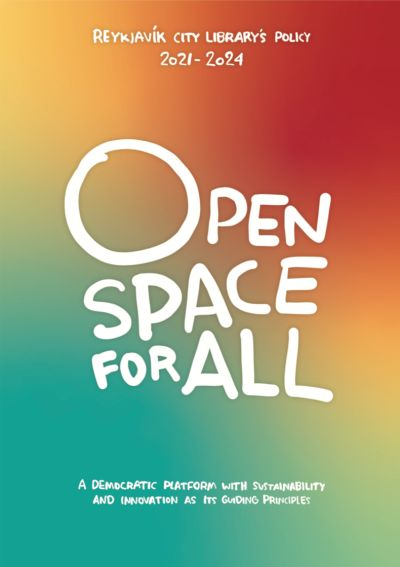 Open Space for All - Cover