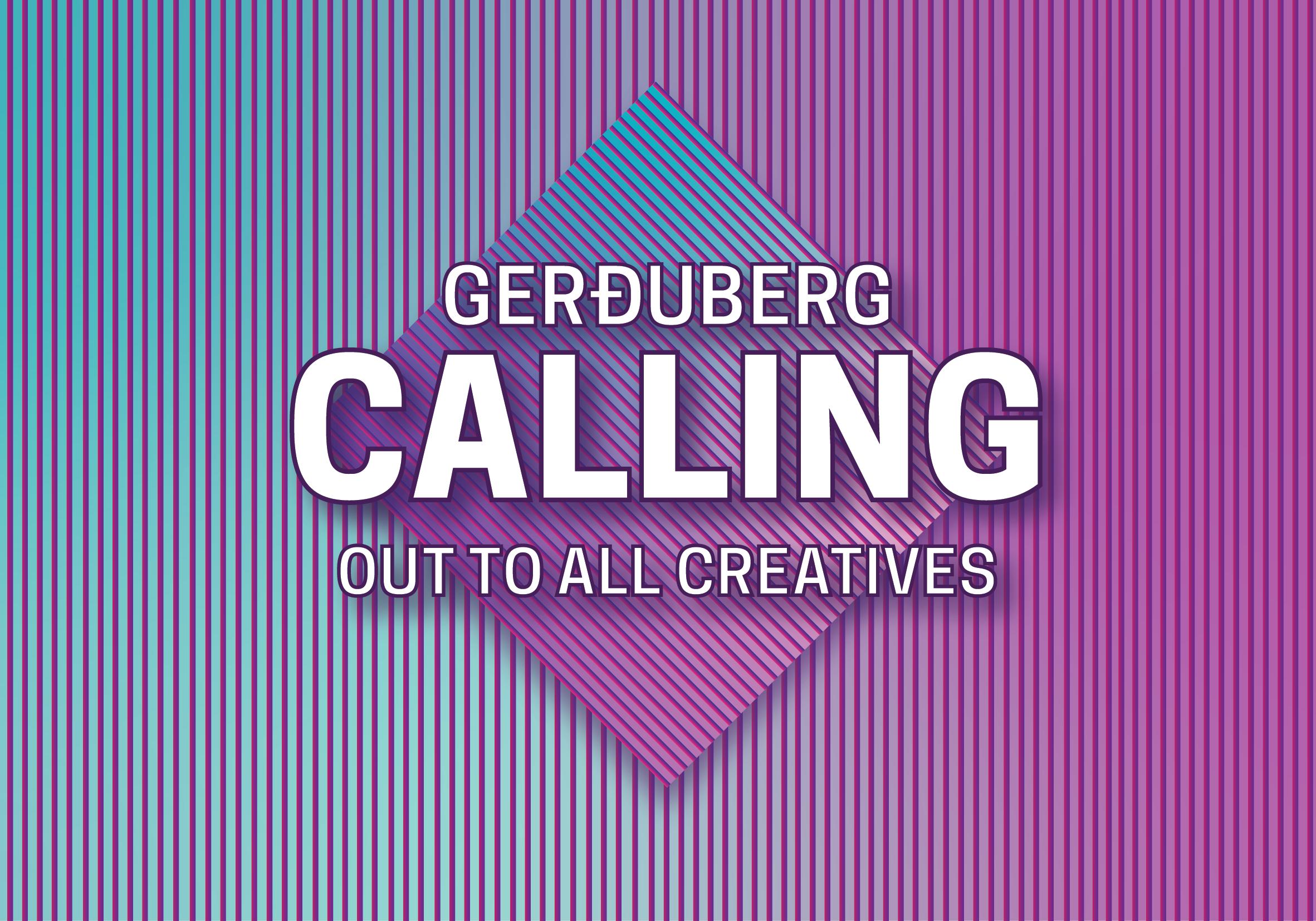 gerðuberg calling website