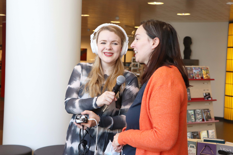 interview of Sonja