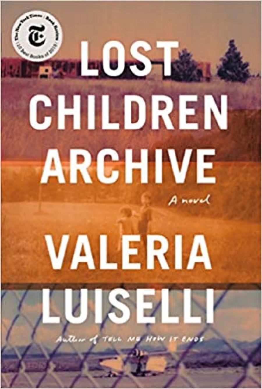 Lost Children Archive eftir Valeria Luiselli