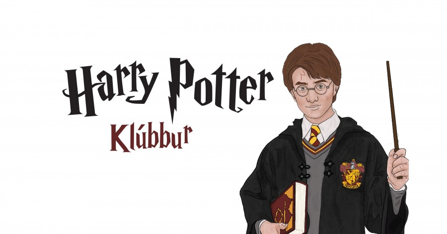 Harry Potter klúbbur Borgarbókasafnið Gerðuberg Kringlan