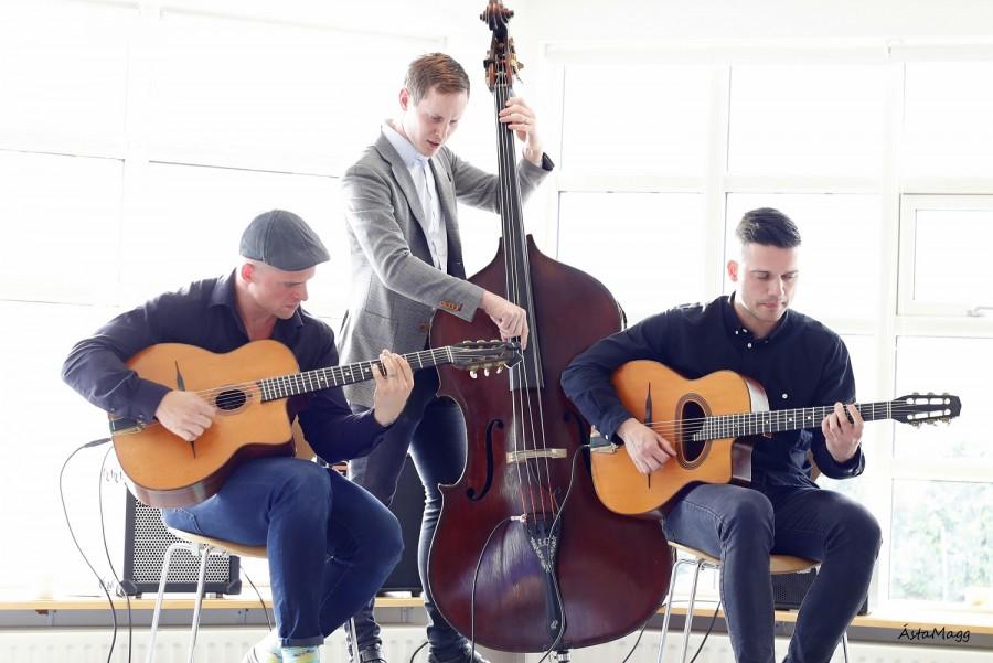 GH Gypsy tríó í streymissveiflu| Streymistónleikar á degi Jazzins 30.apríl.