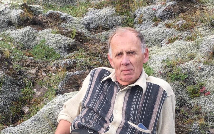 Björn B Jónsson ræðir um nytjaskóga og möguleika þeirra í Borgarbókasafninu Gerðubergi