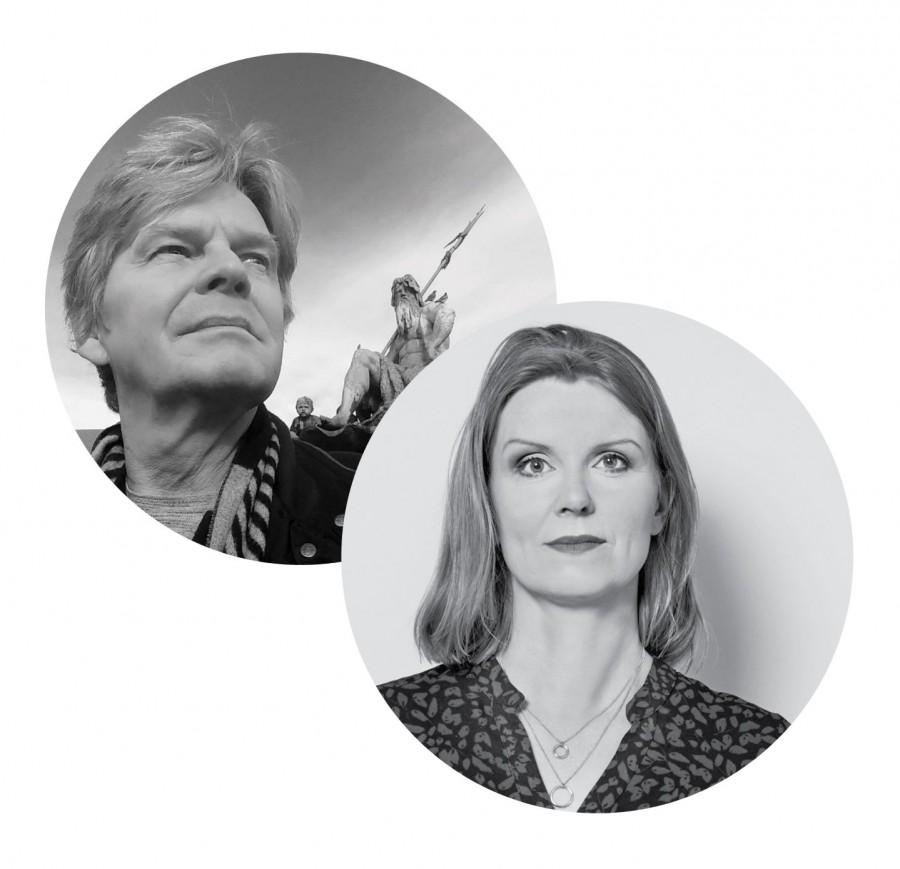 Ljóðakaffi | Anton Helgi og Sigurlín Bjarney