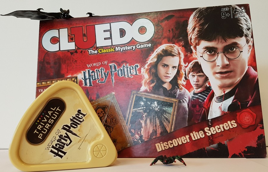 Harry Potter spil