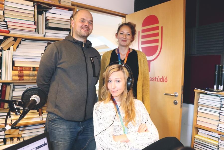 Bókstaflegir titlar - Björn, Esther og Maríanna