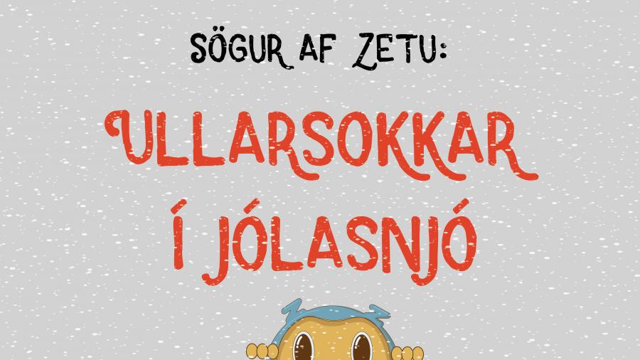 Jóladagatal Borgarbókasafnsins 2018