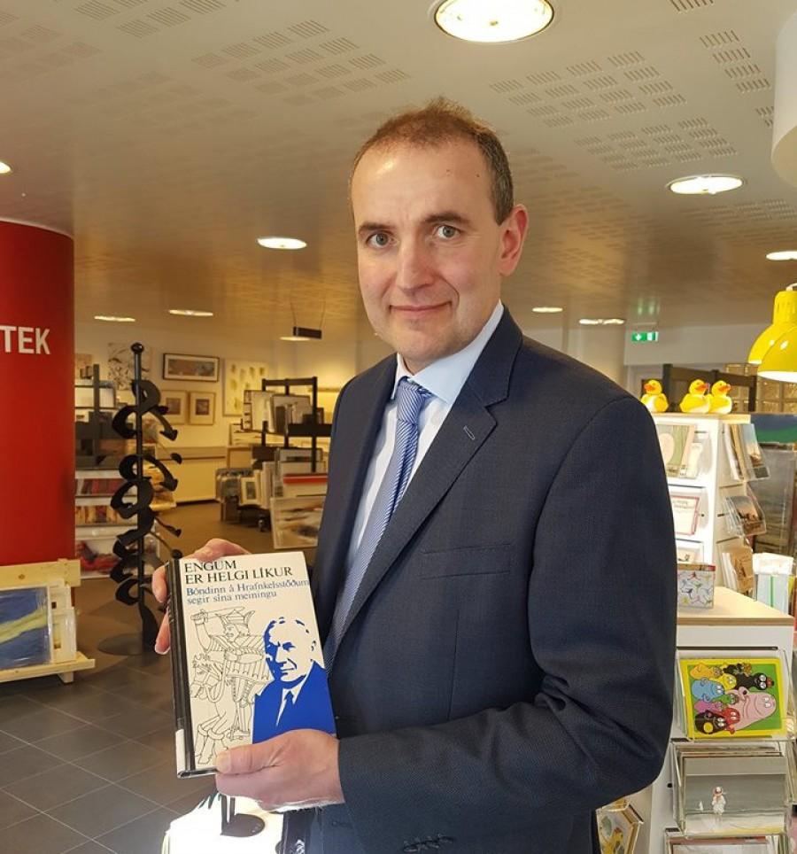 Guðni Th. Jóhannesson, forseti Íslands