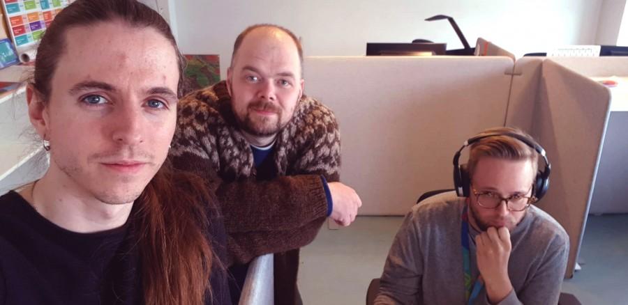 Ingi, Björn og Jóhannes