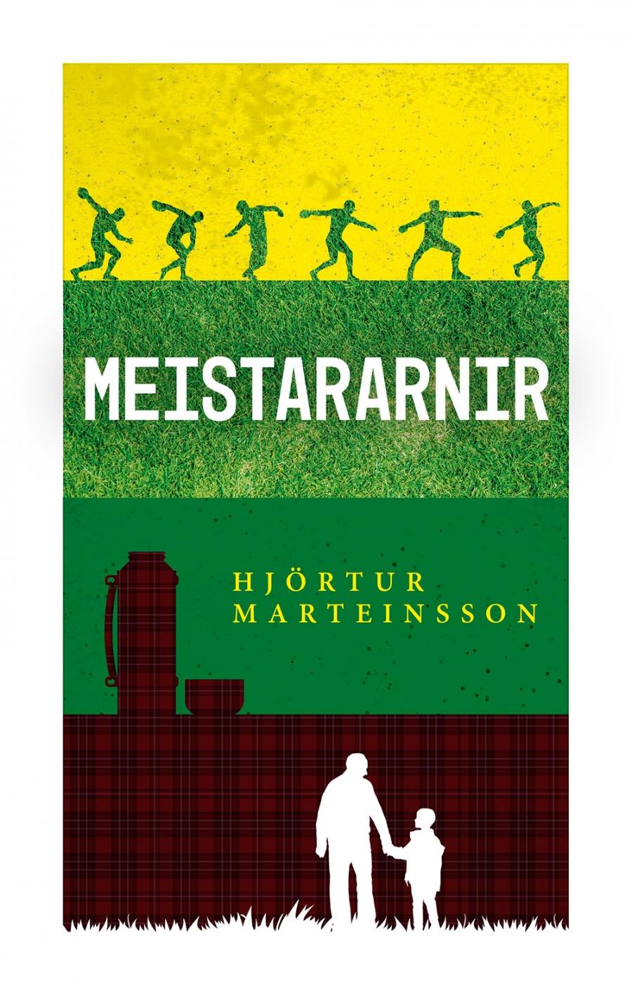 Meistararnir eftir Hjört Marteinsson