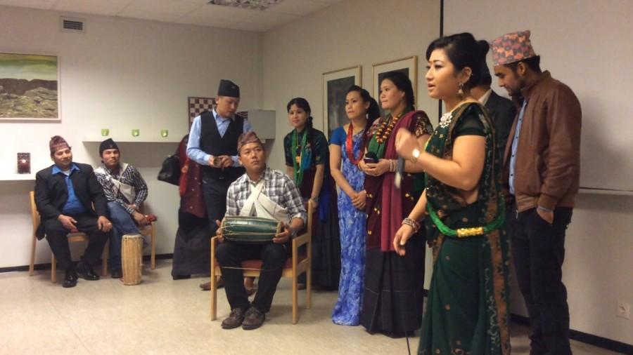 Nepalska á Café Lingua